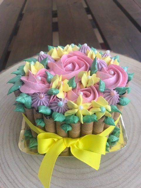 Bolo Flower Boquet